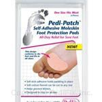 Pedi-Patch™ Self-Adhesive Moleskin Foot Protection Pads (#P2105)