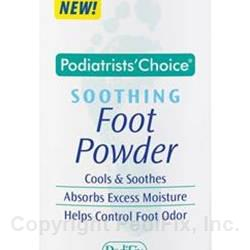 Podiatrists' Choice® Soothing Foot Powder (#P3325)