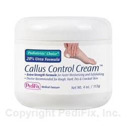 Podiatrists' Choice® Callus Control Cream™ (#P3310)